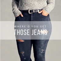 Where'd You Get Those Jeans: Best Jeans Under $40