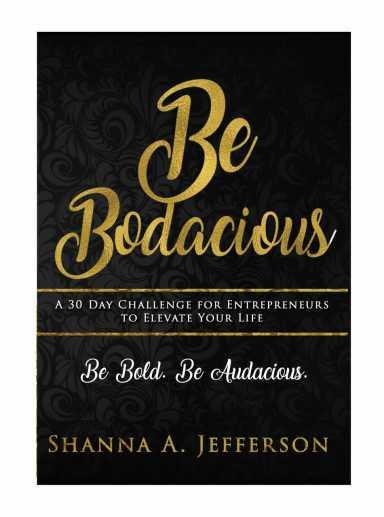 BeBodaciousFrontCover