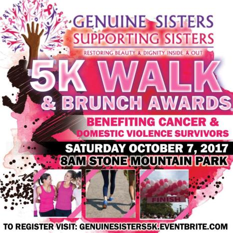 Genuine Sisters 5K Flyer Final