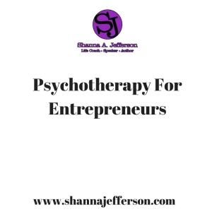 PsychotherapyForEntreprenurs