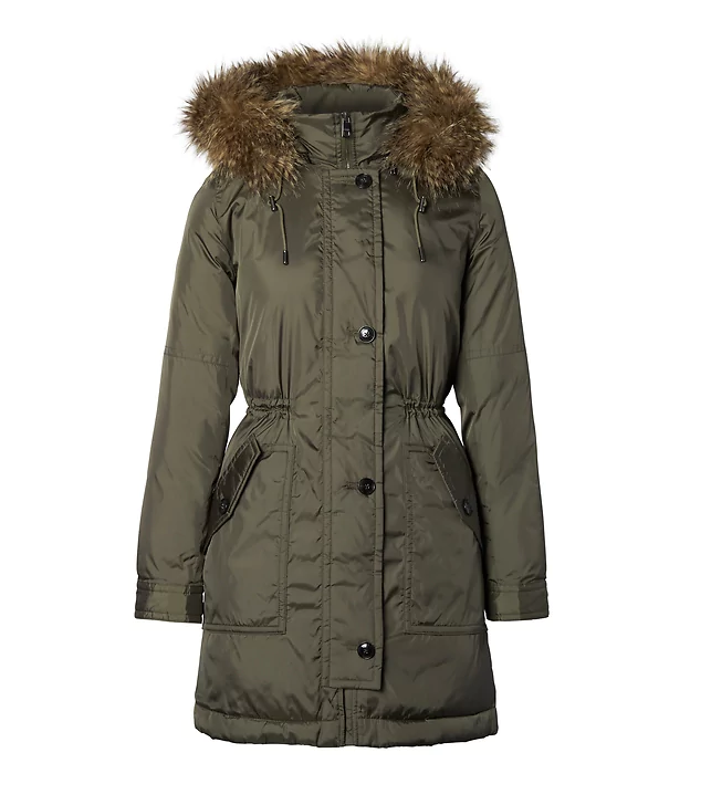Banana Republic Parka Coat